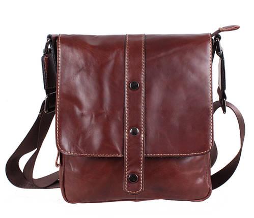 626f478e37bd Мужская кожаная сумка коричневая Vintage TR-8006-2 купить в Киеве с ...
