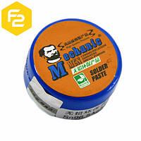 MECHANIC SAC305 - 20 грамм - бессвинцовая паяльная паста с безотмывочным флюсом для BGA SMD [Sn96.5Ag3Cu0.5]