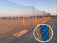 Сеть заградительная для пляжных зон