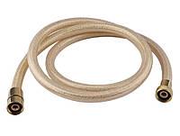Золотой шланг для душа силикон 150 см Bianchi Италия