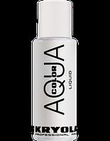 Белый жидкий  аквагрим  Kryolan . Aquacolor Liquid 150 мл