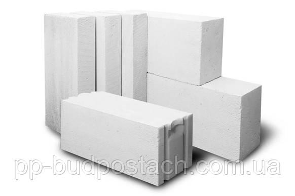 Газосиликатные блоки и их размеры