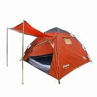 Палатка KingCamp  Monza 3(KT3094) Orange, фото 1