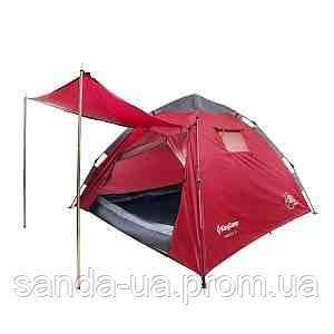 Палатка KingCamp  Monza 3(KT3094) Dark red