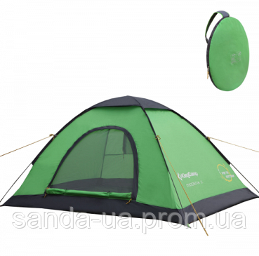 Палатка KingCamp  MODENA 2(KT3036) Green