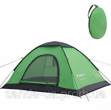 Палатка KingCamp  MODENA 3(KT3037) Green