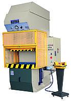 Гидравлический Глубоко Вытяжной С-Образный Пресс  С Демпфирующей Подушкой HKP 30-60-100-150