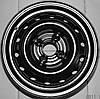 Диск колесный 14х5,5 4x100 Et 49 DIA 56,56 DAEWOO черн. (пр-во КрКЗ)