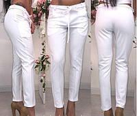 Легкие и очень комфортные брюки из хлопка
