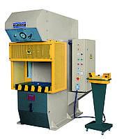 Гидравлический С-Образный Пресс HCP 30-60-100-160, фото 1