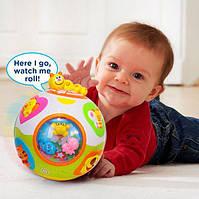 """Игрушка """"Счастливый мячик"""" (938), Huile Toys"""