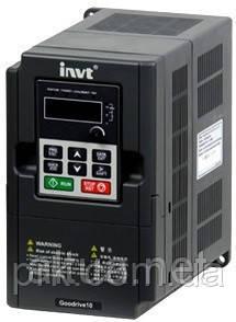 Преобразователь частоты (инверторы) GD10-2R2G-4