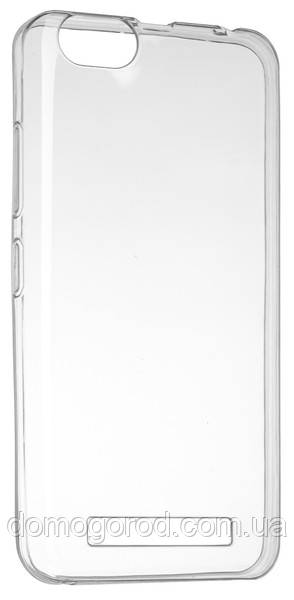 Чехол DiGi Lenovo A2020 - TPU Clean Grid Transparent (6310110)