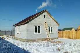 Будинок з автоклавного газобетону - це тепло, комфорт, надійність