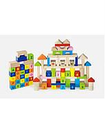"""Набор кубиков """"Алфавит и числа"""" (100 шт., 3 см.) (50288), Viga Toys, фото 1"""