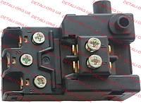 Кнопка цепная пила Makita UC3050A оригинал 650717-1