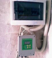Пульт керуванням мікрокліматом та вентиляцією