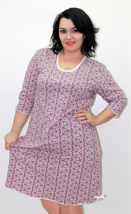 349906d9328a0af Ночная сорочка, ночная рубашка, красивая домашняя одежда для дома, размеры  батал. Розница, опт в Украине.