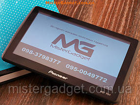 GPS Навигатор Pioneer 717 7-дюймов FM-Модулятор Навител Av-In Bluetooth PI-717, фото 3