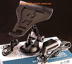 GPS Навигатор Pioneer 717 7-дюймов FM-Модулятор Навител Av-In Bluetooth PI-717, фото 2