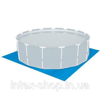 Покрытие под бассейн 58031(Размер: 5,79м х 5,79м)