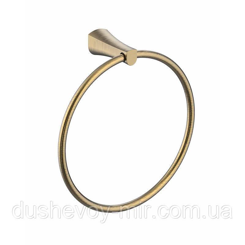 IMPRESE CUTHNA  полотенцедержатель (кольцо) 130280 antiqua
