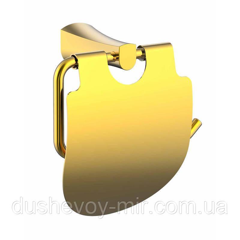 IMPRESE CUTHNA держатель для туалетной бумаги 140280 zlato