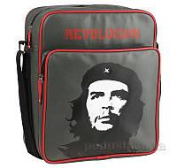 Сумка школьная Kite Che Guevara 576 CG CG15-576K серая
