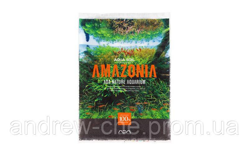 Питательный грунт ADA Aqua Soil - Amazonia, 9л - АкваЗоо маркет ТриРифа в Харькове