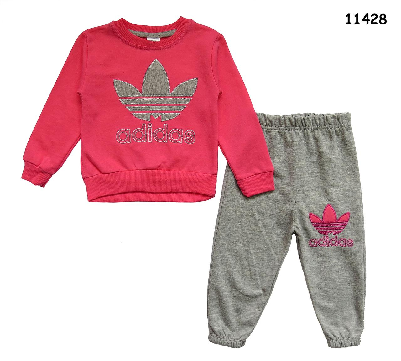 3d2c629b6787 Спортивный костюм Adidas для девочки. 1, 2, 4 года: продажа, цена в  Виннице. костюмы для ...