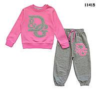 Спортивный костюм D&G для девочки. 1, 2 года