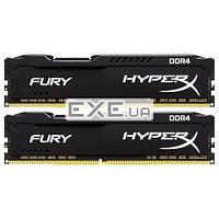 KINGSTON 32GB 2400MHz DDR4 CL15 DIMM (Kit of 2) HyperX FURY White (HX424C15FWK2/32)