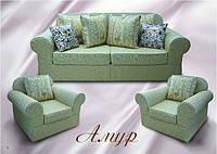 Диван с креслами Амур