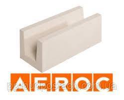 U-образні блоки Аерок для вирішення конструктивних завдань при будівництві будинків і будівель