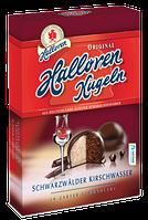 Шоколадные конфеты Halloren Kugeln Schwarzwälder Kirsch, 125 г., фото 1