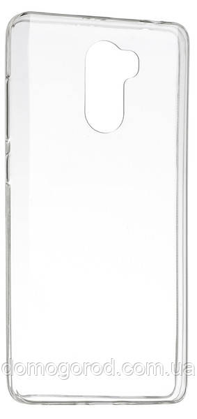 Чехол DiGi Xiaomi Redmi 4 - TPU Clean Grid Transparent (6330574)