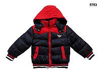 Куртка Armani для мальчика. 100 см