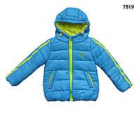 Демисезонная куртка Adidas унисекс. 100 см