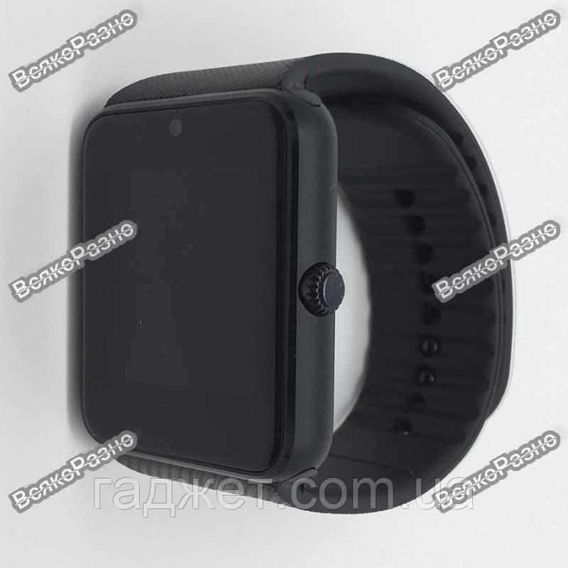 Умные часы Smart Watch GT08 черного цвета.