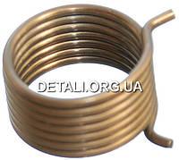 Торсионная пружина d15*18 7 витков перфоратора  Makita HR4501C оригинал 233506-5