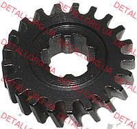 Ответная шестерня перфоратор прямой Kenzo d9х28 21 зуб влево 6 шлицов