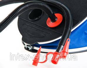 Насос ножной Intex 69611 Foot Pump, фото 2