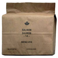 Канадский военный сухпай Individual Meal Pack