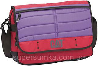 Сумка-планшет на плечо CAT Dig-in, 86415;78 красный с фиолетовым