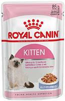 Royal Canin Kitten в желе, 12 шт