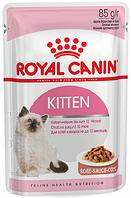 Royal Canin Kitten в соусе, 12 шт