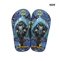 Вьетнамки Batman для мальчика. р. 24/25, фото 1