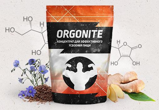 Оргонайт (Orgonite) - концентрат для эффективного усвоения пищи - Интернет магазин teXet в Киеве