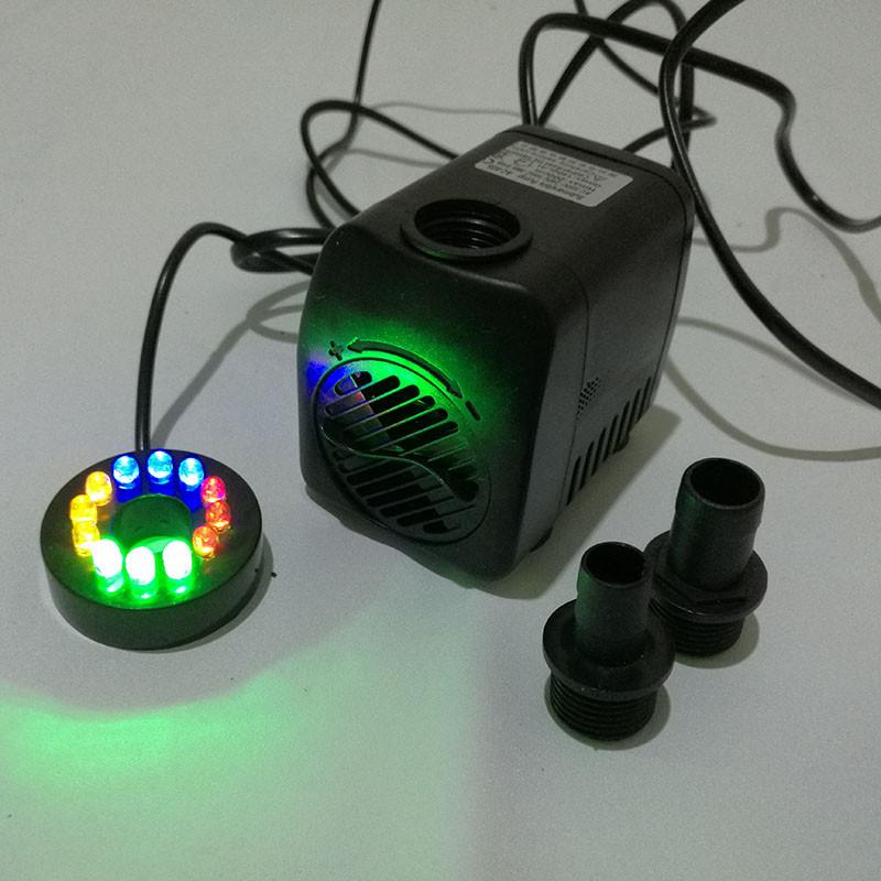 Фонтан со светодиодной подсветкой, 28Вт