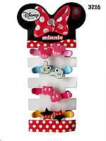 Набор заколочек Minnie Mouse